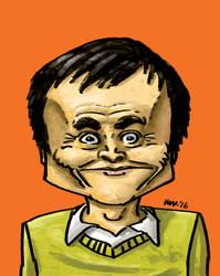Jack Ma Alibaba 2 by gaudog