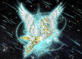 Pegasus - Steed of the Empyrean by Sekishiki