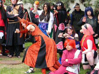 Kyuubi Kurama - Naruto - ACen 2013 by EndOfGreatness