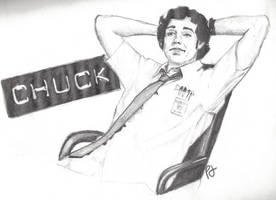 Chuck by belladonnamay