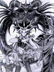 Yugioh Magician Force by Aitsu-No-Yami