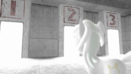 Third SFM try - Lyra's Choice by Marcsello