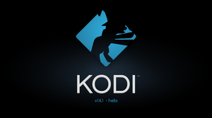 Kodi (14.1) Trixie Custom Splash Screen by Marcsello