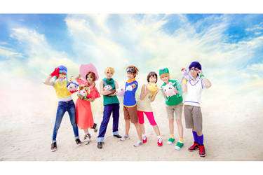Digimon Adventures : 01 by aisulove