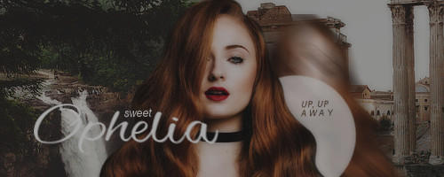 Ophelia Signature by yesterdays-childd