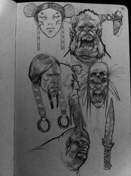 Sketch by SaeedRamez