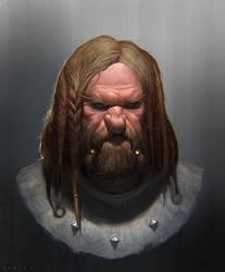Dwarf by SaeedRamez