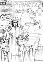 Kukolnik-sketch2 by AceKomiks