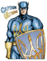 Captain Ukraine1 by AceKomiks