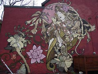 Health Store Goddess by KingNoOne