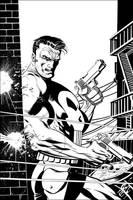 The Punisher by johnbeatty
