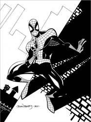 Spider-Man 3 by johnbeatty