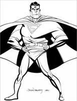 Superman 4 by johnbeatty