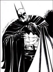 Batman by johnbeatty