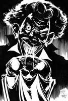Batman - Joker by johnbeatty