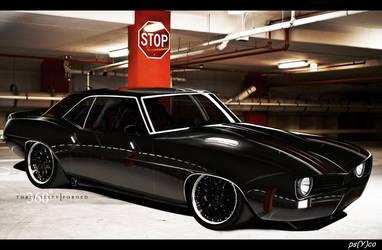 Chevrolet Camaro by Psyco-Design