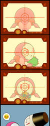 Ruby - Target...Acquired? by water-kirby