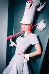 Nonon Jakuzure Cosplay - Kill la Kill by Captain-Izzy-Cosplay