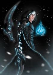 Sci fi meets fantasy by lian0013