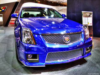 Cadillac CTS by digitalminded