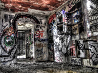 UrbEx HDR XIX by digitalminded