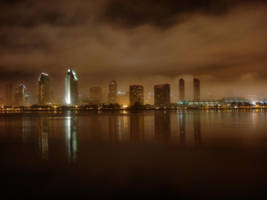 San Diego HDRi 05 by SdCa-Art-Prints