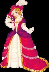 Proper Lady by NanzzyRulezz