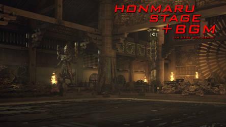 Tekken 7 - Hon-Maru Stage + BGM (I'm Here Now) Mod by Mortal-Kombat-XI