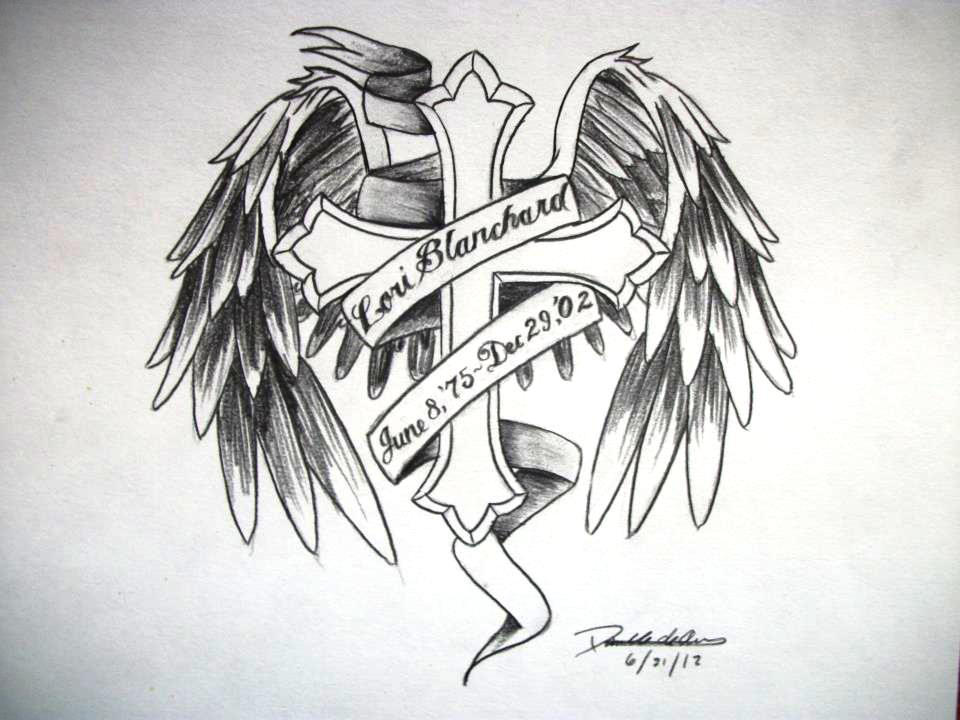 R.I.P. Tattoo by mizz-unisaur