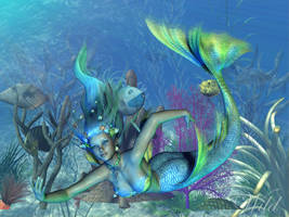 Undersea Fantasy by WildAbout