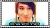 Stamp :: Dan Howell by homestucktroll123