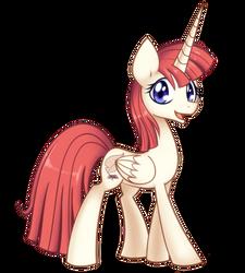 Lauren Pony by Bukoya-Star