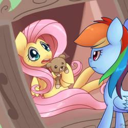 Bravest Pony by Bukoya-Star