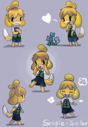 Isabelle by Bukoya-Star