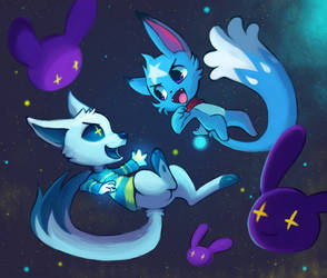 Starborn Galaxy by Bukoya-Star