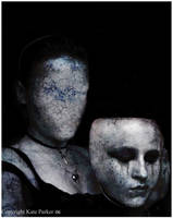 Masks by KateBlue
