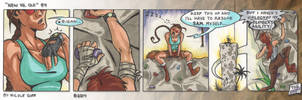 Tomb Raider NEW vs OLD 4 by NGoff