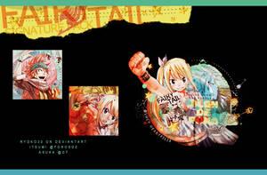 Fairy Tail by Ryoko30