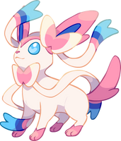 Sylveon by Zeefster