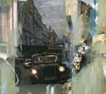 taxi by igorska