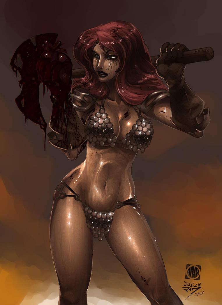Conan is my Bitch_collab by vashperado