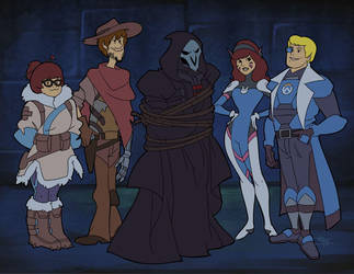 I would have gotten away with it too by vashperado