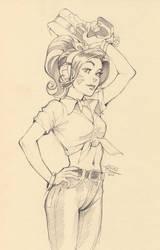 Cruiser Deev Sketch by vashperado