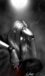 .:Bury Me In Smoke:. by vashperado