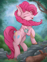Singing Pinkie by Check3256