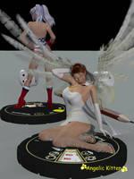 Hero Clix Purity by Angelic-Kitten-Art
