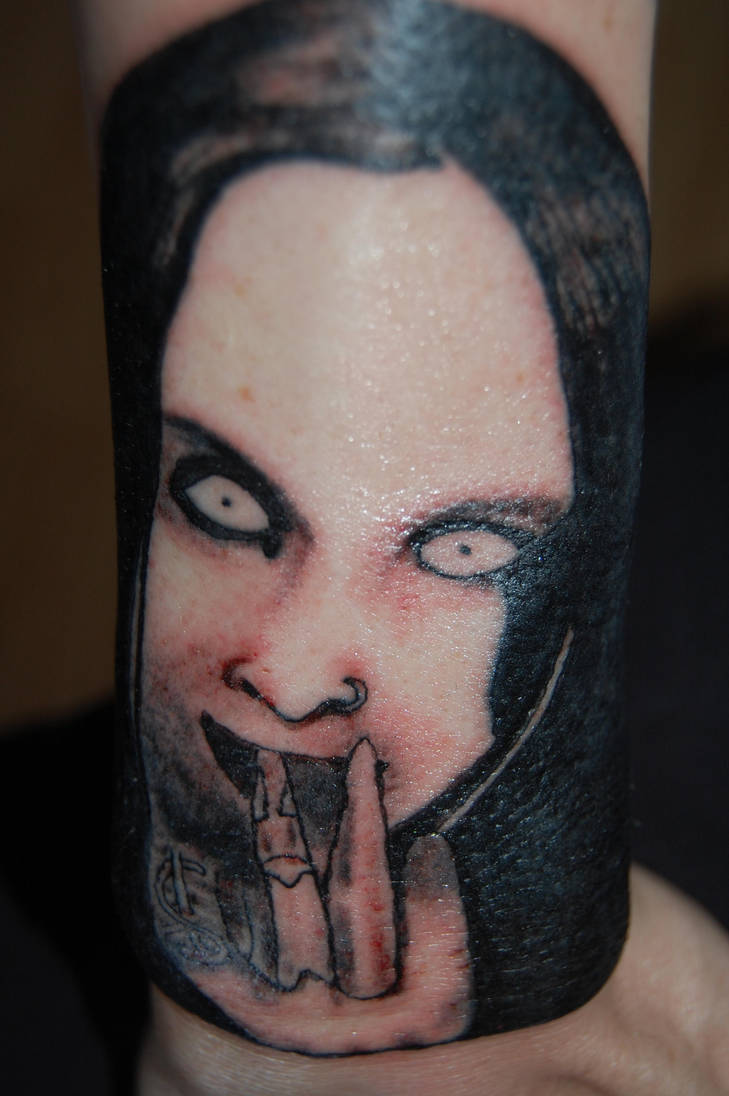 Cradle of filth tattoo