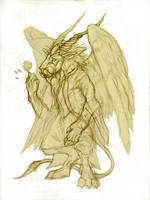 Manticore by faxtar