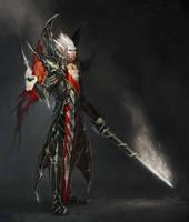 Vampire Lord by faxtar