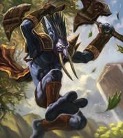 Gladiator Sepirion by faxtar